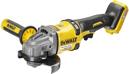 Dewalt DCG414NT-XJ Mini-Amoladora sin escobillas XR Flexvolt 54V 125 mm