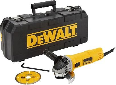 Dewalt DWE4156KD-QS Mini-amoladora 115 mm
