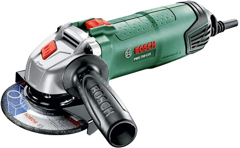 Bosch Miniamoladora PWS 750-115
