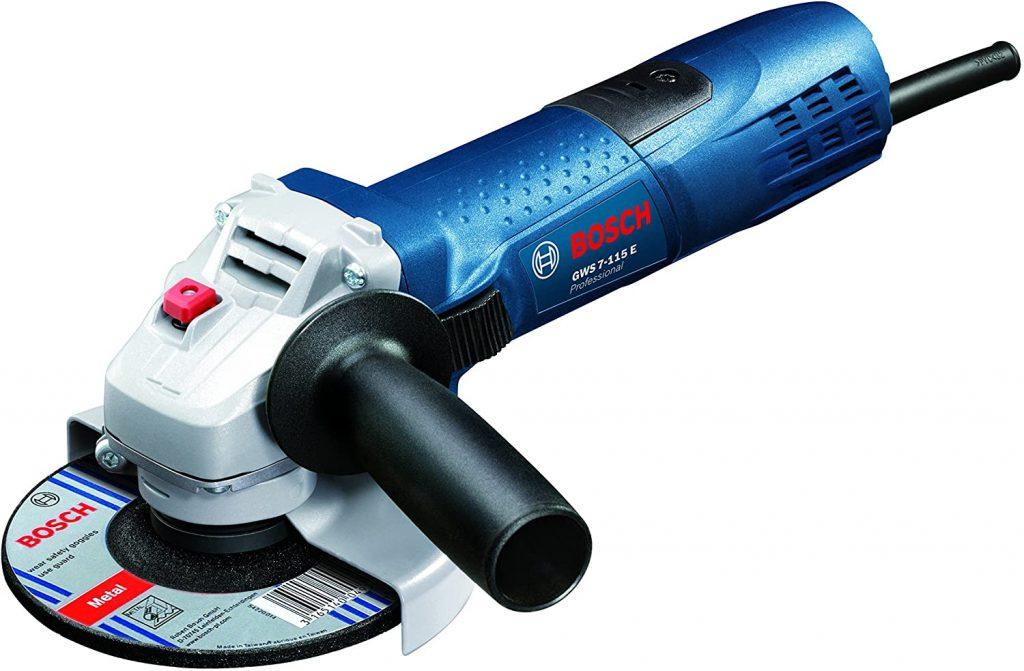 Bosch Professional GWS 7-115 E