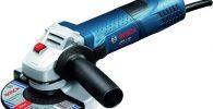Bosch Professional GWS 7-125 - Amoladora angular sin disco
